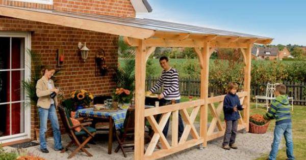 Veranda houten veranda veranda hout houten veranda 39 s houten veranda brooklyn home - Overdekte patio pergola ...