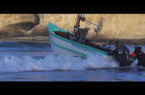 Mark Lytle Pacific City Fishing Dory Promo Sailboats