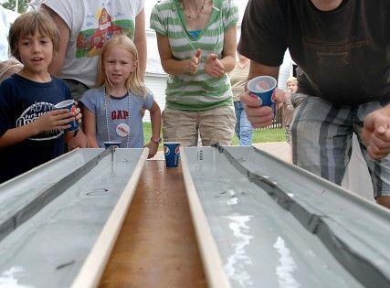 Minnow Races Jpg Relay For Life Pinterest County Fair