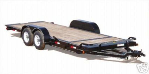 Car Hauler Trailer Plans Flat Bed Pdf Download Car Hauler Trailer Car Trailer Trailer Plans
