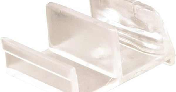 Prime Line Shower Accessory M 6111 Clear Acrylic Sliding Shower