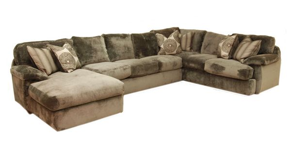 Key West Sectional Actual Living Room Furniture