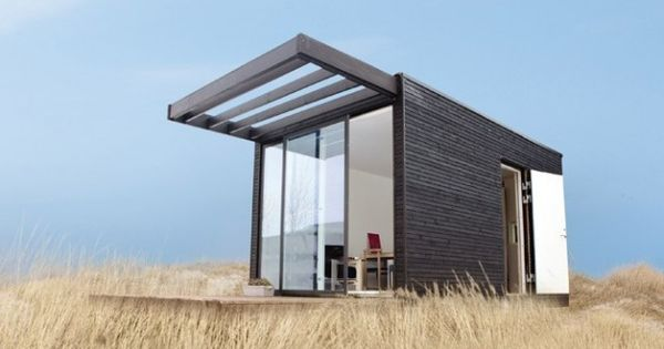 Cabane minimaliste exterieur cool for Minimaliste houses