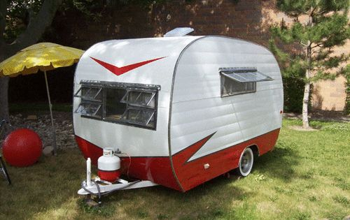 cute camping trailers - Google Search