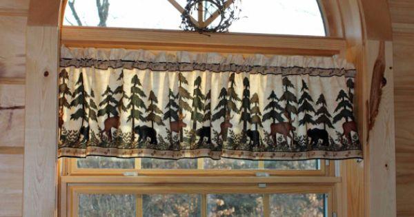 Kitchen Window Curtain Design Ideas