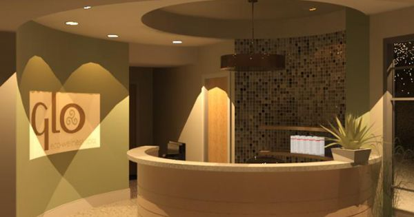 spa lobby the spine group remodel pinterest lobbies