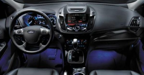 2015 Ford Escape Interior Dashboard Ford Escape Ford Escape 2015 Ford Escape Accessories