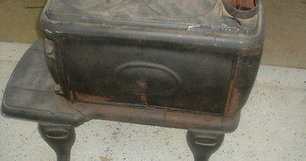 Vintage Antique Cast Iron Stove Birmingham Stove Amp Range