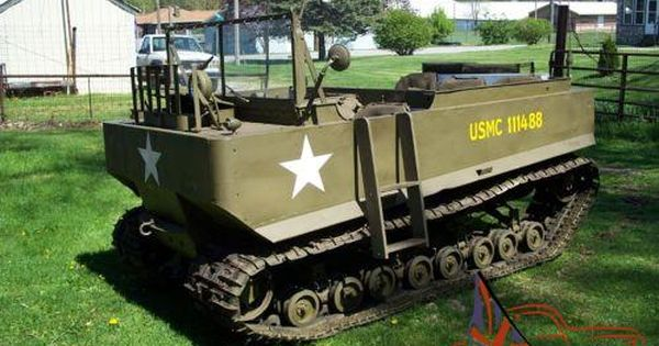 Studebaker Weasel Military Vehicles Army Vehicles Studebaker Trucks