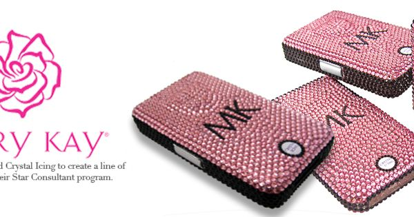 iPod cases for Mary Kay star consultant program! | Crystal Icing ...
