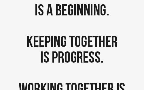 Samenwerking En Citaten : Best teamwork quotes inspirational