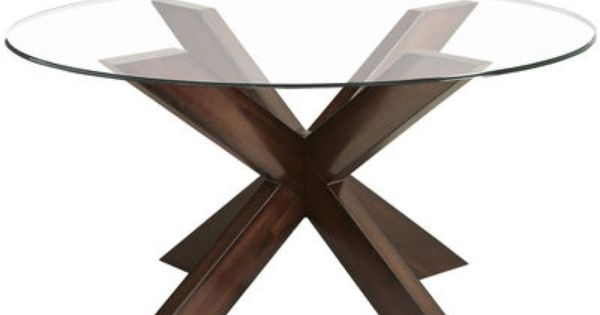 Simon Espresso X Coffee Table Base Coffee Table Base X Coffee