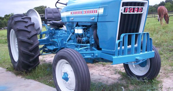 Smith Ford Tractors : Ford tractors pinterest