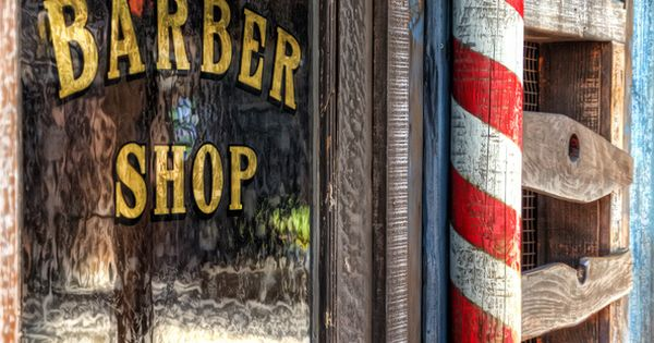 Barber Shop Irvine : Men hair cuts, Shop by and Barbers pole on Pinterest