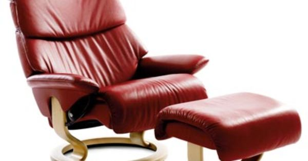 ekornes stressless chair u0026 ottoman i bought two of these similar model in