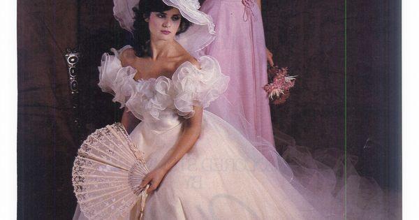 Brides Magazine April/May 1983