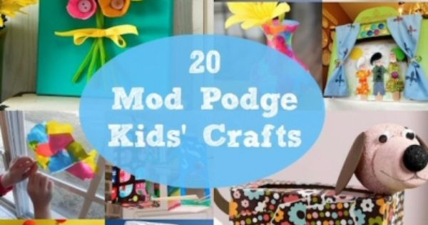 mod podge crafts 20 mod podge crafts a crafting we will go 2496