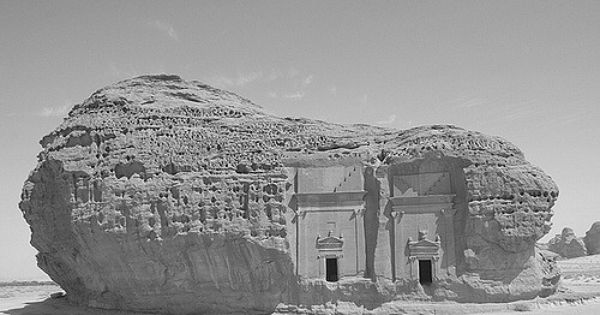 مدائن صالح العلا Islamic World Art And Architecture Silk Road