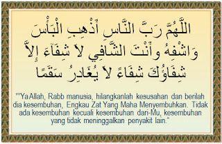 Doa Untuk Orang Sakit Supaya Cepat Sembuh Doa Kata Kata