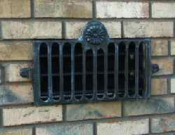 Cover Installs Over Your Existing 8 X 16 Foundation Vents Description From Oldhouseweb Com I Sea Crawl Space Vent Covers Victorian Homes French Style Homes