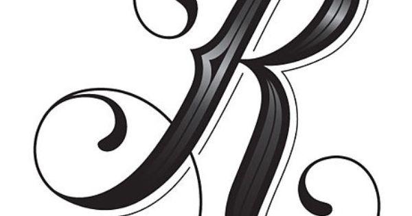 letter #R #tattoo | Tattoos | Pinterest | Tattoo, Tatoo ...