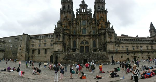 Santiago de compostela spain estuve ahi el a o pasado - Estudios santiago de compostela ...