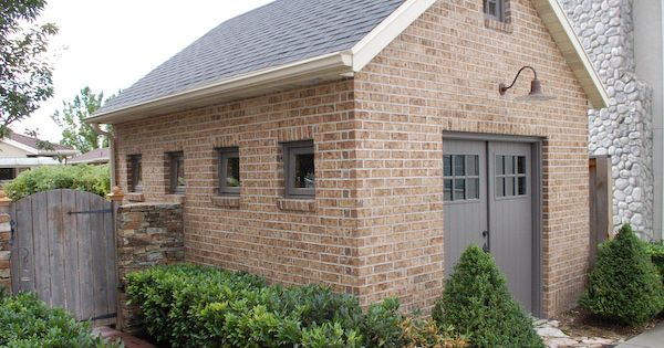 Brick shed ideas 12x20 shed storage shed for the home for Brick garden shed designs
