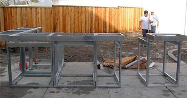Outdoor Kitchen Construction Masonry Wood Kits Prefab Prefab Outdoor Kitchen Outdoor Kitchen Outdoor Kitchen Kits