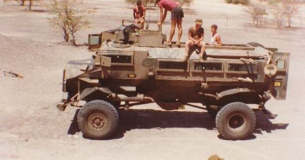 لماذا انتشرت العربات المقاومة للألغام MRAP في الشرق الأوسط؟  666c969406b12684e4bab3907aaaf0ed