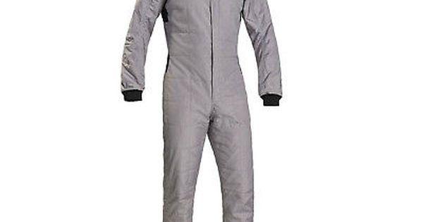2017 Sparco Italy Prime Sp 16 Race Suit Grey Fia Homologation 54 Suits Tops Pantsuit