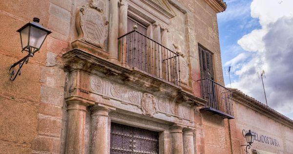Tipica Casa Senorial Palacio De Los Ballesteros Villanueva De
