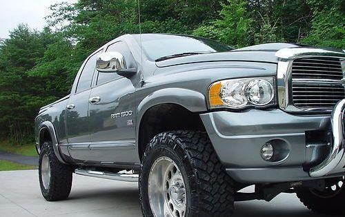 2005 Dodge Ram 1500 Lifted 20 Inch Wheels 37x12 50 4x4 Dodge Ram