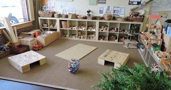 Kreative angebote auf dem bauteppich bauen und werken for Raumgestaltung lernen
