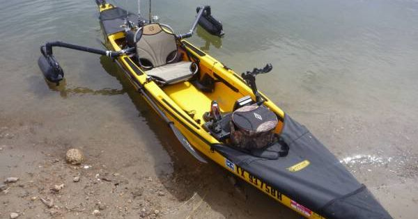 How To Make Kayak Canoe Stabilizers Photos Of Your