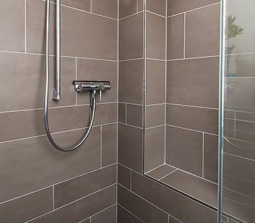 3 5 Qm Duschbad Gestalten Beispiele Und Ideen Bader Seelig Wc Mit Dusche Duschbad Dusche