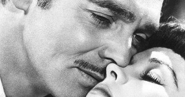 "Clark Gable and Viven Leigh ""Gone With the Wind"" My favorite movie"