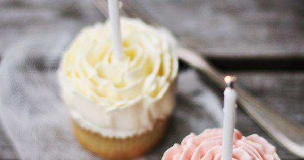 rose flower cupcake