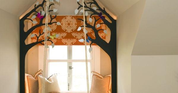 Found on teachingliteracy.tumblr.com via Tumblr - nice use of tree designs to
