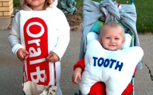 adorable Halloween kid costumes!