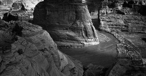 Ansel adams 1902 1984 canyon de chelly arizona the for Ansel adams mural project prints
