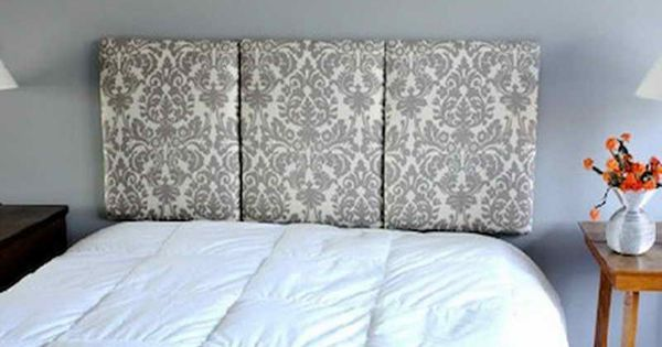 Diy headboards for dorm rooms 12 photos of the simple for Easy do it yourself headboard ideas