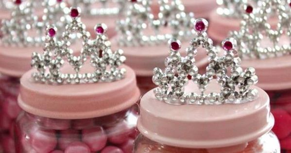 Small Crowns For Top Of Baby Food Jar