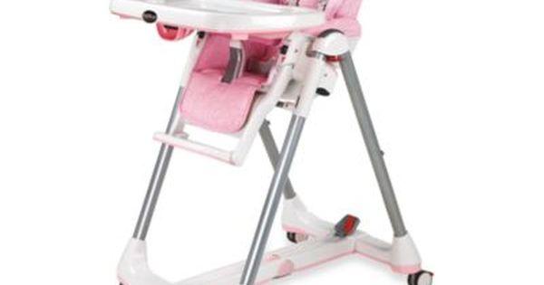 Peg Perego High Chair Cover Folding High Chair Baby High Chair