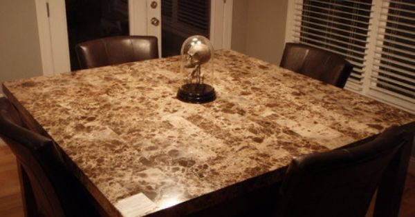 Pin By Michelle Nielson On My Home Kitchen Table Marble Marble Top Dining Table Kitchen Table Decor