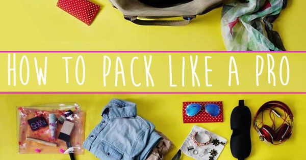 "Gypsy Travel Pack Your Bags| Serafini Amelia| ""How To Pack Like A"