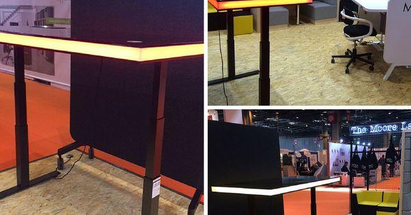 last week our friends from moore design were showcasing tableair, Attraktive mobel