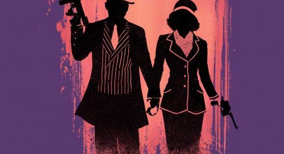 bonnie-clyde-purple-silhouette-gangster-love-580x580.jpg ...