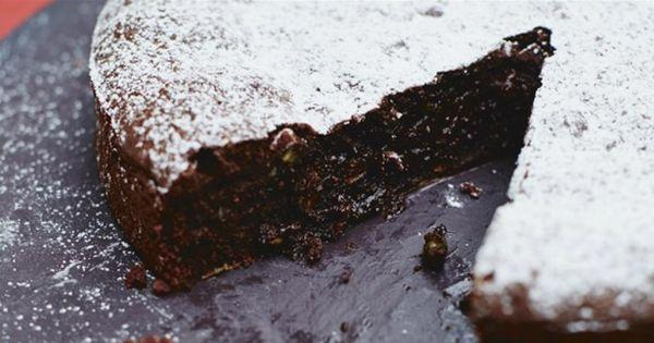 Gino D Acampo Pistachio And Chocolate Cakes