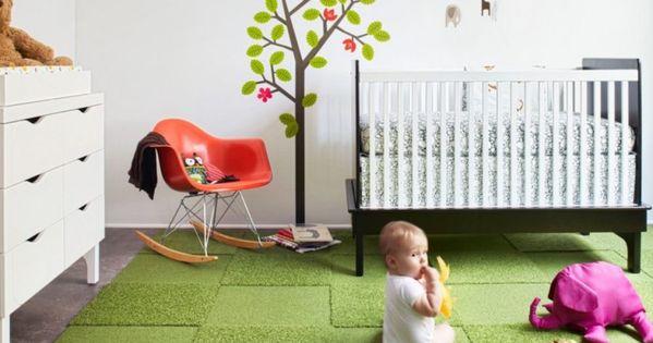 Create Your Own Nursery Rug With FLOR Rugs