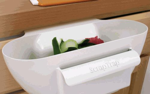 Scrap Trap Bin And Scraper $11.99 Keep your workspace tidy and organized